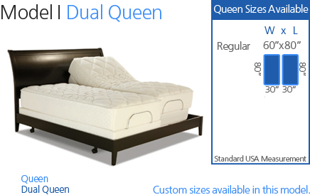 our most popular bed